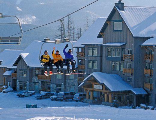 Snow Creek Lodge #305 - 1 Bdrm (Premium) - Fernie