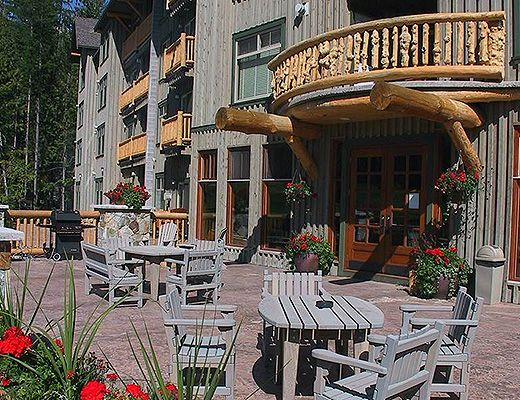 Snow Creek Lodge #206 - 1 Bdrm (Premium) - Fernie