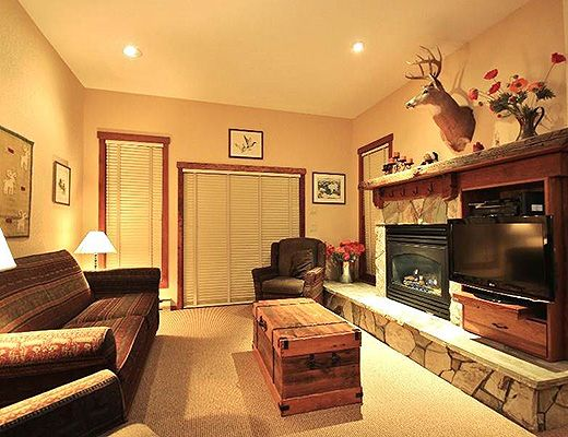 Snow Creek Lodge #101 - 2 Bdrm (Premium) - Fernie
