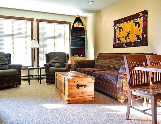 Snow Creek Lodge #217 - 2 Bdrm (Premium) - Fernie