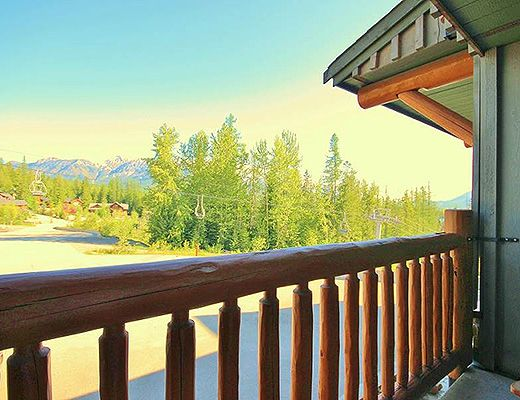 Snow Creek Lodge #218 - 2 Bdrm (Premium) - Fernie