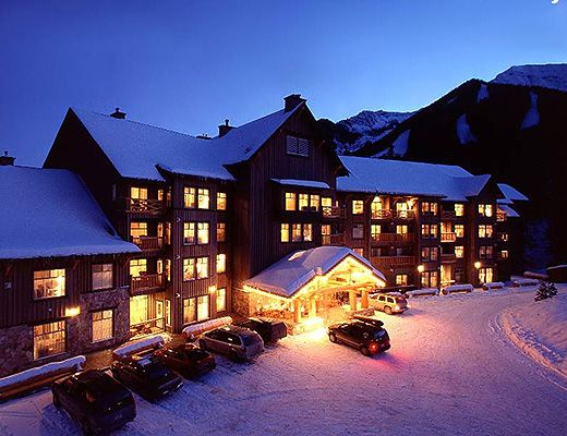 Snow Creek Lodge #302 - 2 Bdrm (Standard) - Fernie