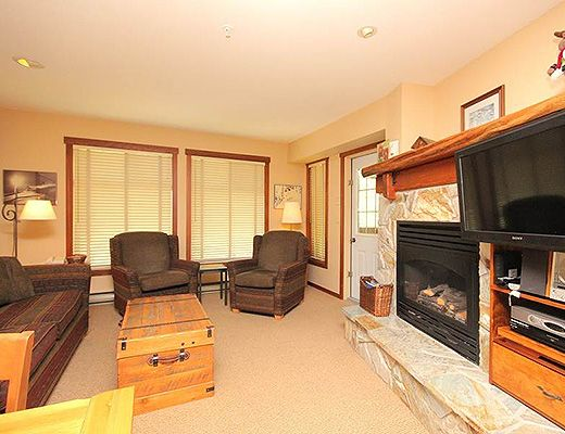 Snow Creek Lodge #303 - 2 Bdrm (Standard) - Fernie