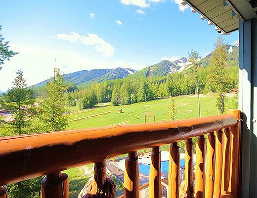 Snow Creek Lodge #311 - 2 Bdrm (Premium) - Fernie