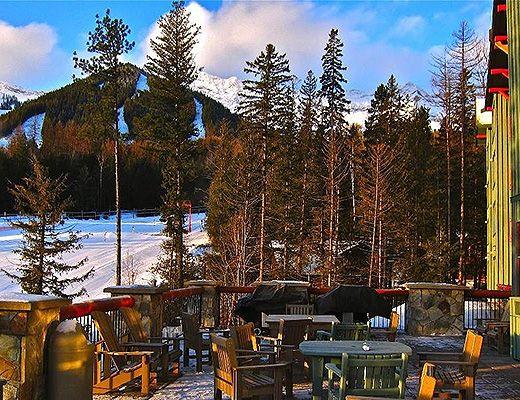 Snow Creek Lodge #318 - 2 Bdrm (Standard) - Fernie