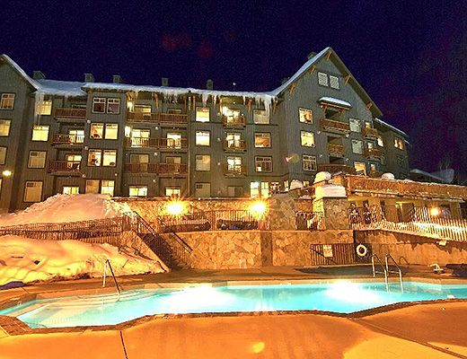 Snow Creek Lodge #402 - 2 Bdrm (Standard) - Fernie