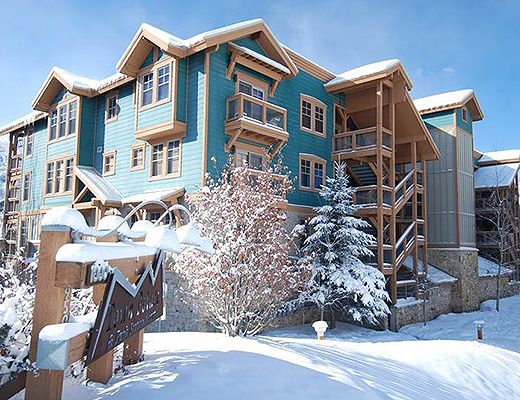 Town Pointe #201B - 3 Bdrm Gold HT - Park City