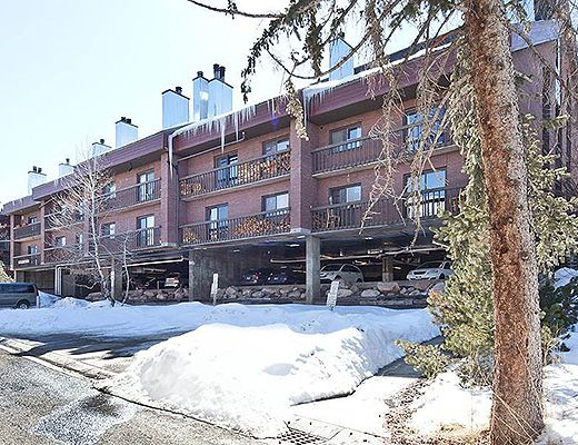 Snow Blaze #106 - 1 Bdrm Bronze - Park City
