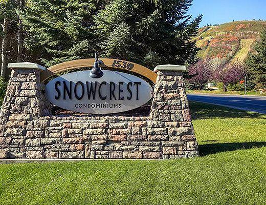 Snowcrest #107 - 1 Bdrm Silver - Park City
