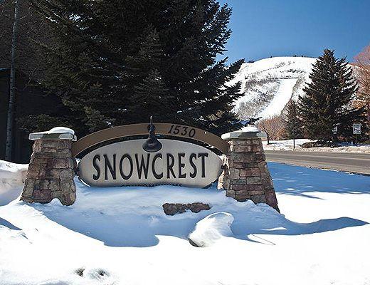 Snowcrest #304 - 1 Bdrm + Loft Silver- Park City