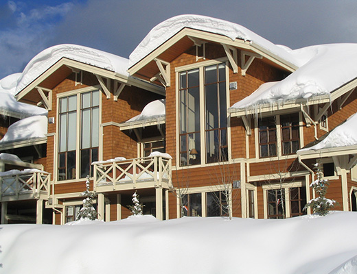 Stone's Throw #35 - 2 Bdrm HT - Sun Peaks (TM)