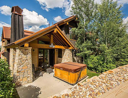 Silver Star Cottage #26 - 4 Bdrm HT - Park City (CL)