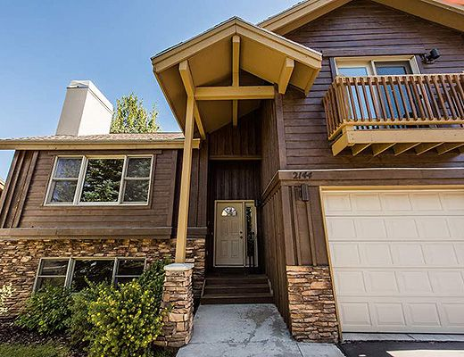Canyon Crossing #44 - 4 Bdrm HT - Park City (CL)
