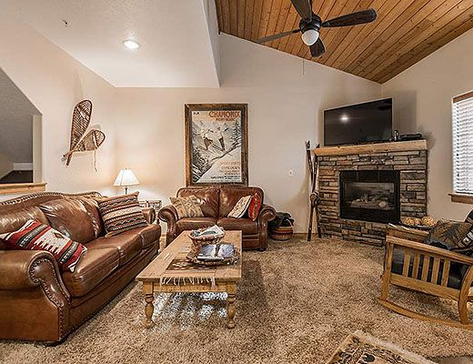 Bear Hollow Village #5452 - 4 Bdrm - The Canyons (CL)