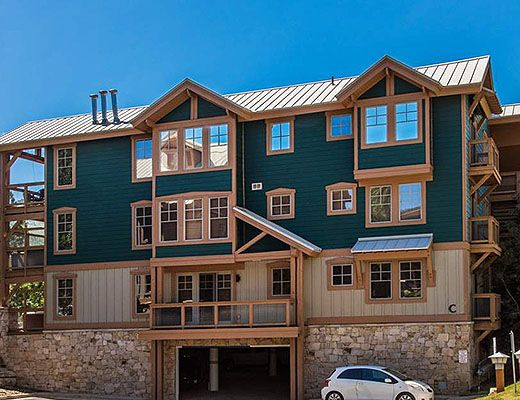 Town Pointe #C101 - 3 Bdrm HT - Park City (CL)