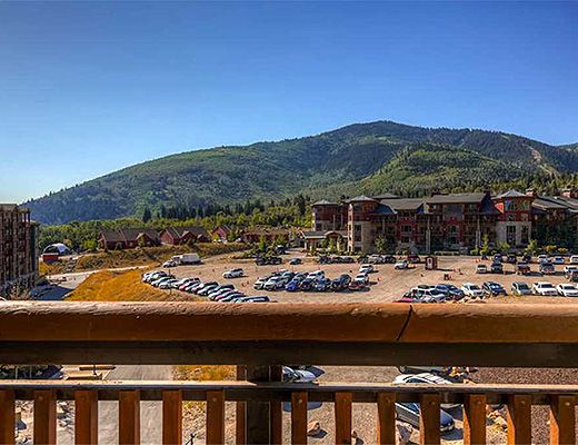 Sundial Lodge #316C - 2 Bdrm - The Canyons