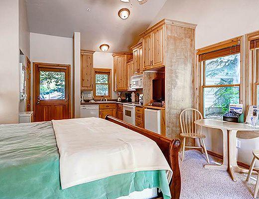 Alpine Retreat #6 - 1275B Park Ave - Studio - Park City