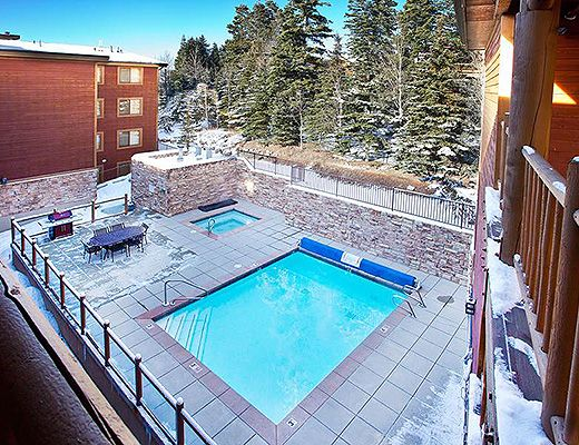 Black Bear Lodge #101 - 2 Bdrm Gold HT - Deer Valley