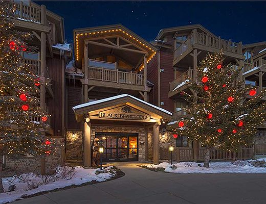 Black Bear Lodge #105 - 2 Bdrm HT Gold - Deer Valley