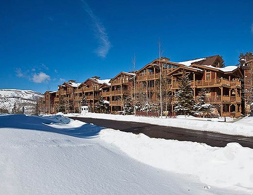 Black Bear Lodge #305 - 2 Bdrm Silver - Deer Valley