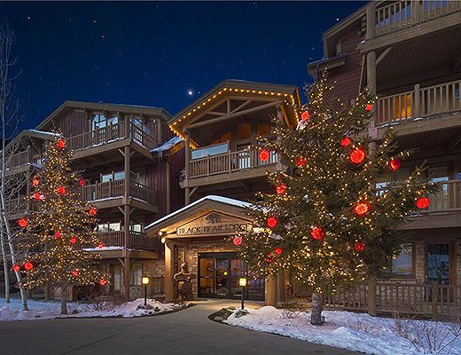 Black Bear Lodge#308A - 1 Bdrm Platinum HT - Deer Valley