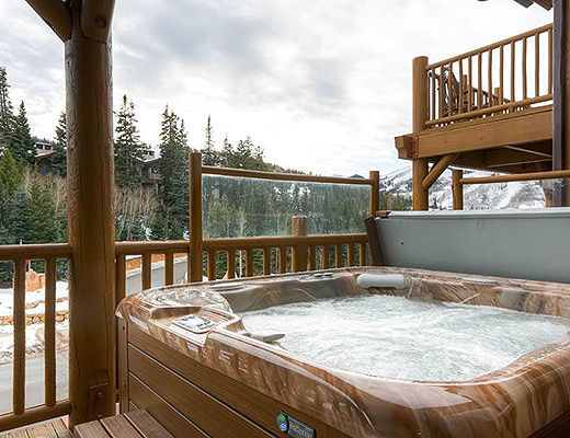 Black Bear Lodge #308C - 3 Bdrm Gold HT - Deer Valley