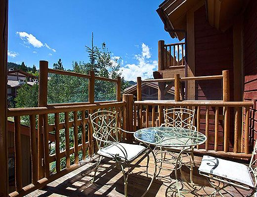 Black Bear Lodge #351A - 2 Bdrm HT Gold - Deer Valley