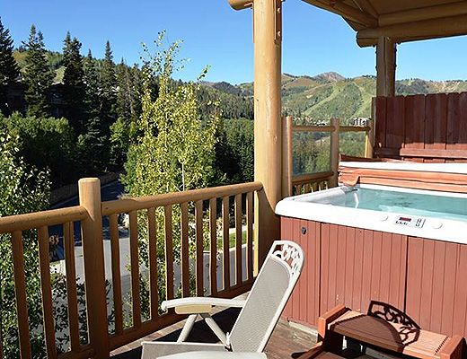 Black Bear Lodge #408B - 2 Bdrm + Loft Platinum HT - Deer Valley