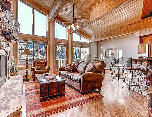 Black Bear Lodge #408C - 4 Bdrm + Loft Platinum HT - Deer Valley
