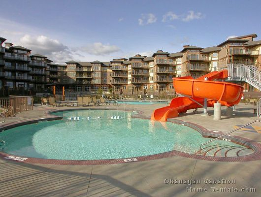 The Cove Lakeside Resort - West Kelowna