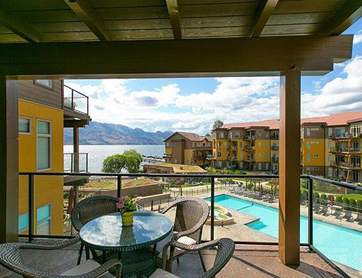 Barona Beach Lakefront Resort #6303 Boat lift - 3 Bdrm - West Kelowna (CVH)