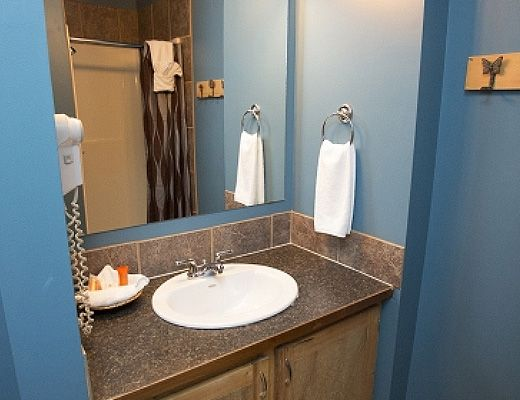 Pinnacles Suite Hotel #08 HT - 1 Bdrm + Alcove - Silver Star
