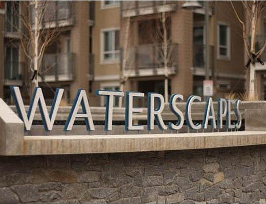 Waterscapes #112 - 1 Bdrm - Kelowna (KRA)