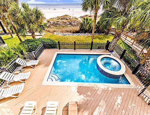 1 Guscio Way (OFH) - 6 Bdrm w/Pool HT - Hilton Head