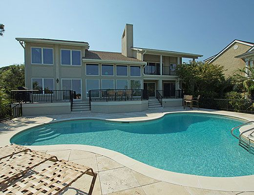 11 High Rigger - 4 Bdrm w/Pool - Hilton Head