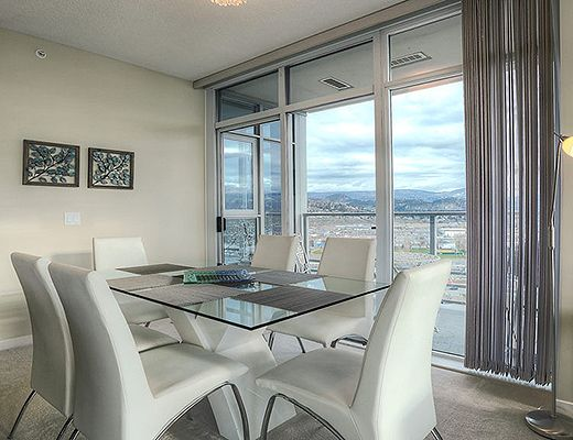 Waterscapes Skye Tower #2406 - 2 Bdrm + Den - Kelowna (KRA)