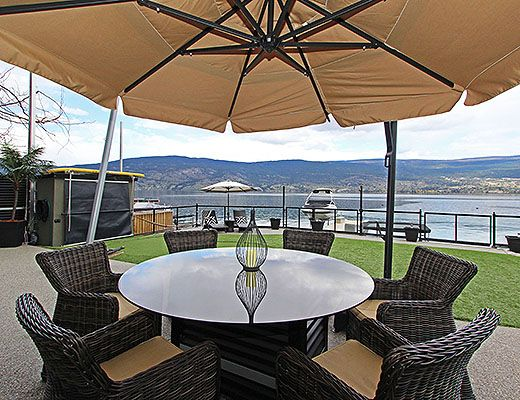 Lakeshore Luxury - 3 Bdrm HT - Summerland