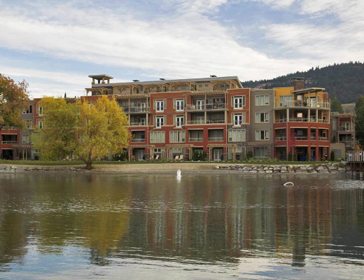 The Strand Lakeside Resort #2202 - 2 Bdrm - Vernon