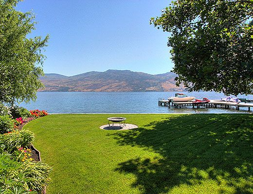 The Lake House - 3 Bdrm - West Kelowna