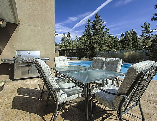 Okanagan Breeze - 5 Bdrm w/ Pool HT - Kelowna (CVH)