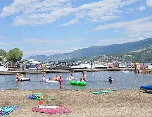 Waterfront Oasis #8 - 2 Bdrm - Lake Country