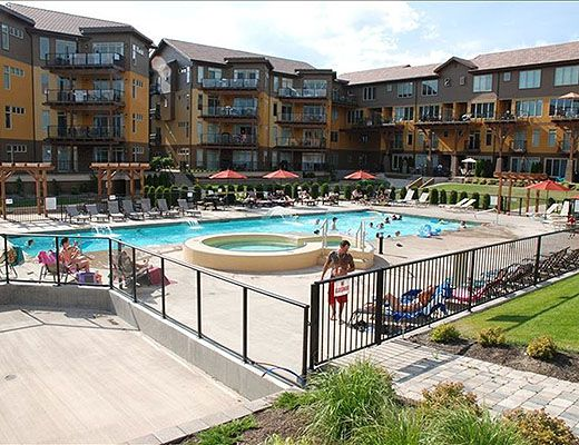 Barona Beach Lakefront Resort #5107 - 2 Bdrm + Den - West Kelowna