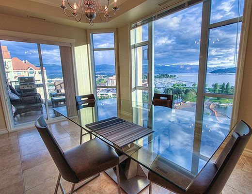Sunset Waterfront Resort - #1401 - 2 Bdrm + Den - Kelowna (KRA)