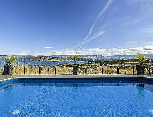 Cloud Nine - 4 Bdrm w/ Pool - West Kelowna