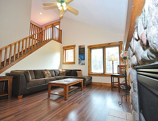 The Cabins #3 - 3 Bdrm + Loft HT - Sun Peaks (TM)