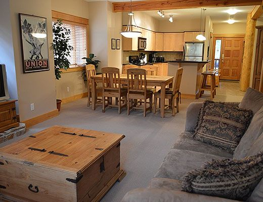 Powder View Lodge #2D - 2 Bdrm HT - Red Mountain