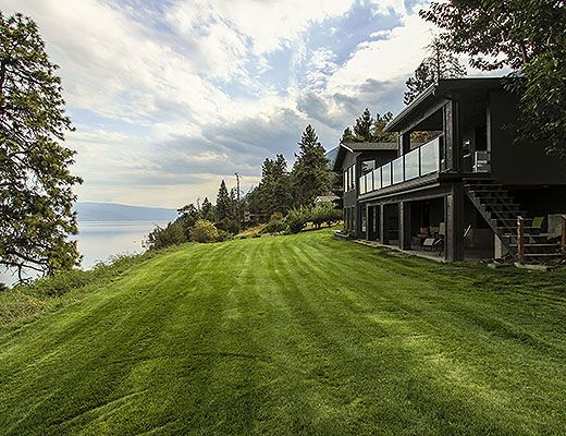 Peachland Retreat - 5 Bdrm - Peachland