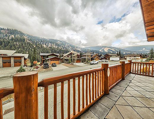 Fairways Lodge - 4 Bdrm HT - Sun Peaks (TM)