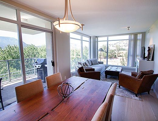Waterscapes Skye Tower #501 - 2 Bdrm + Den - Kelowna