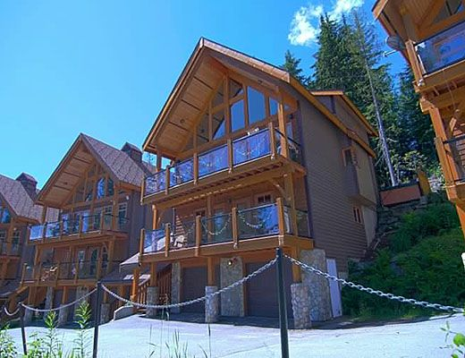 Grey Wolf Cabin #3 - 4 Bdrm HT - Red Mountain